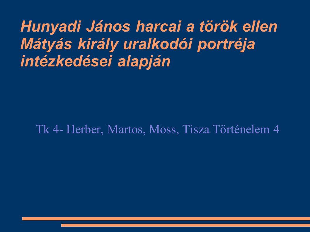 Tk 4- Herber, Martos, Moss, Tisza Történelem 4