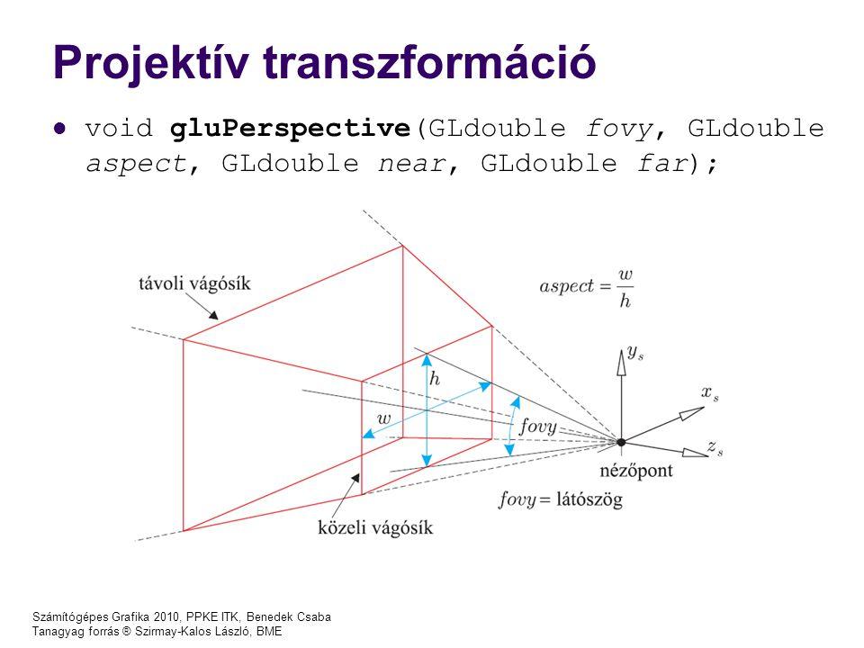 Projektív transzformáció