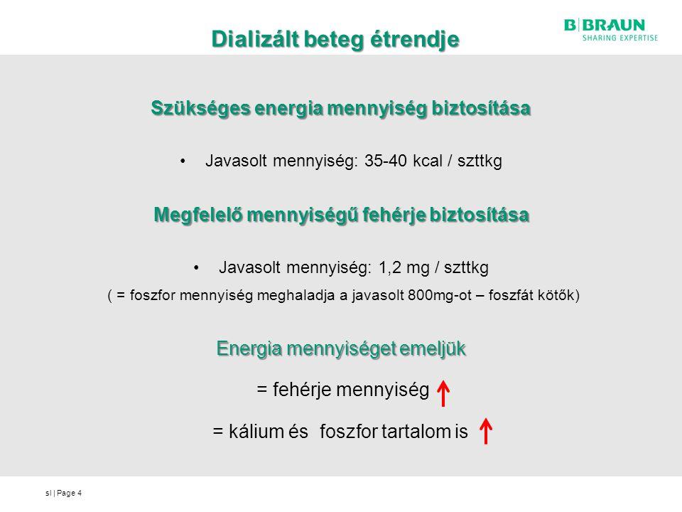 Dializált beteg étrendje