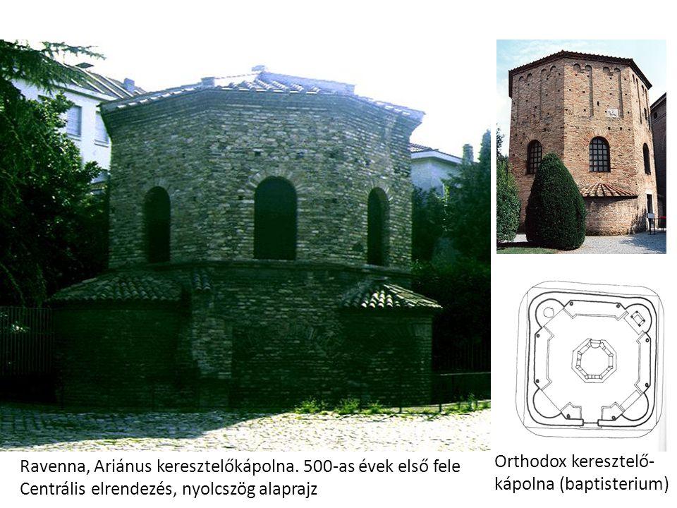 Orthodox keresztelő- kápolna (baptisterium)