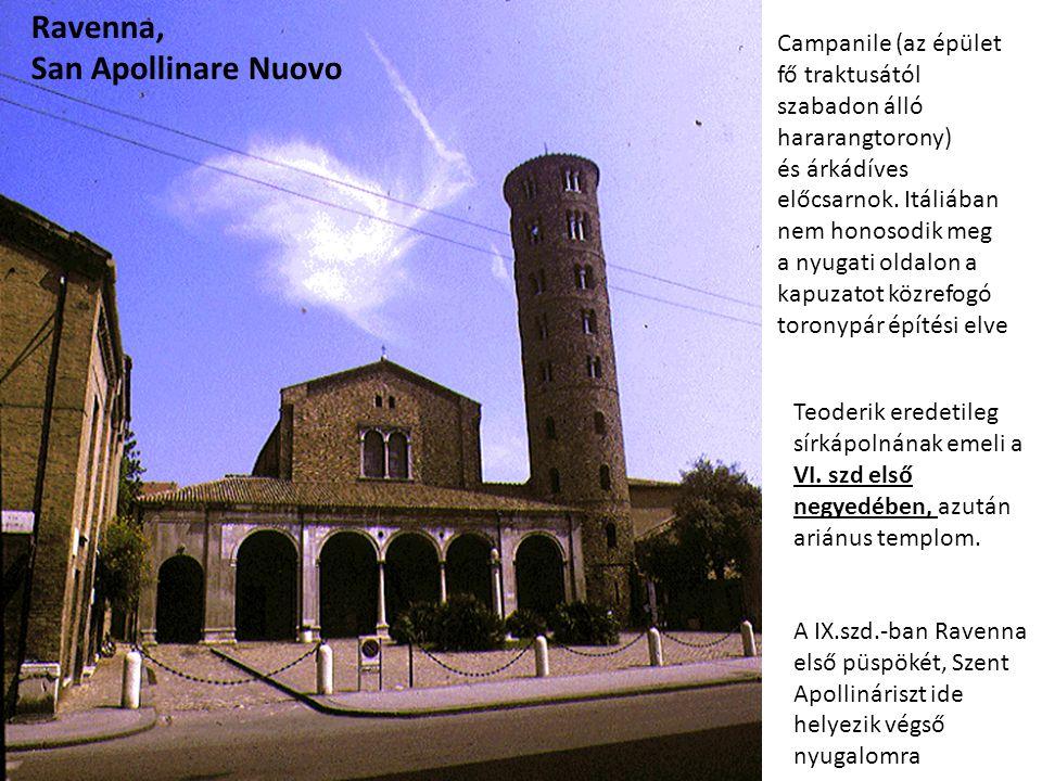 Ravenna, San Apollinare Nuovo