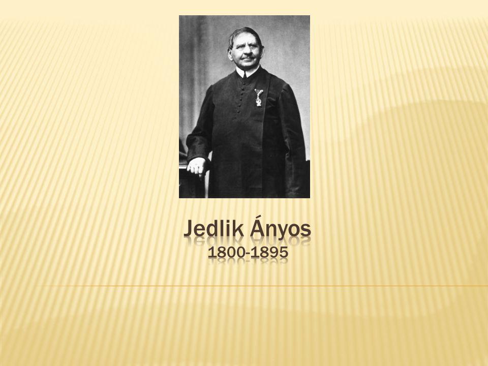 Jedlik Ányos 1800-1895