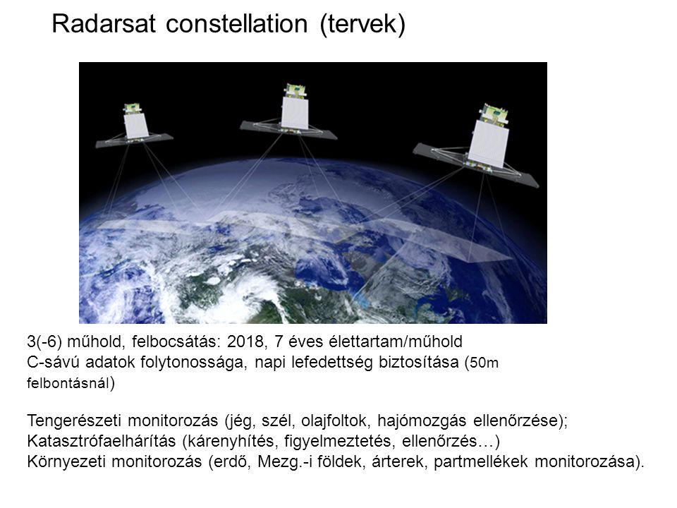 Radarsat constellation (tervek)