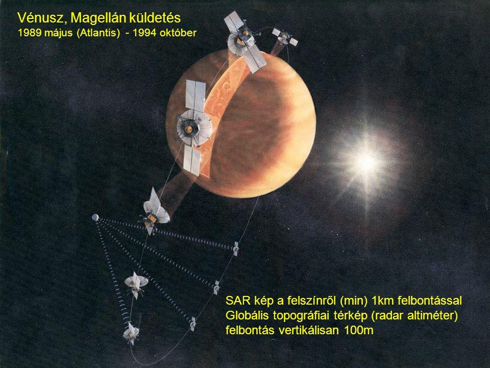 Vénusz, Magellán küldetés