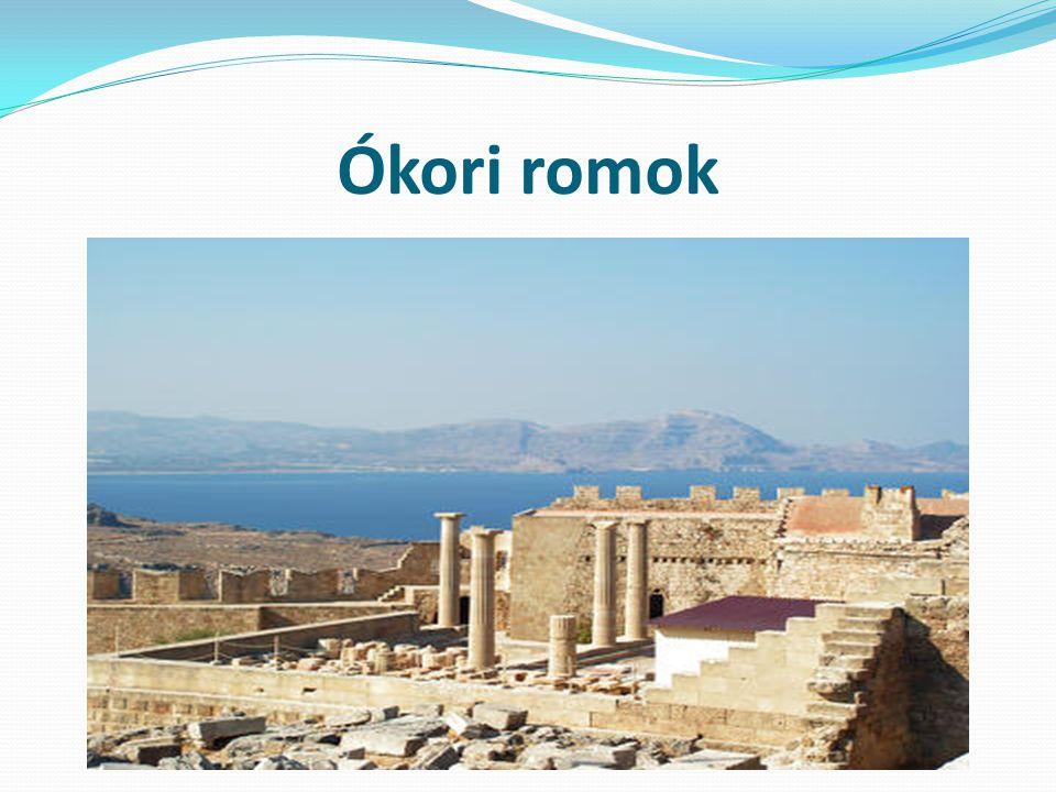 Ókori romok