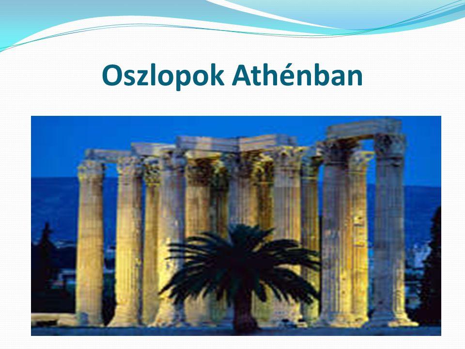 Oszlopok Athénban