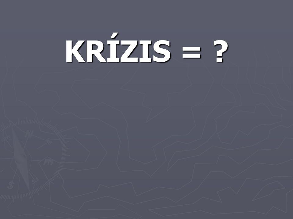 KRÍZIS =