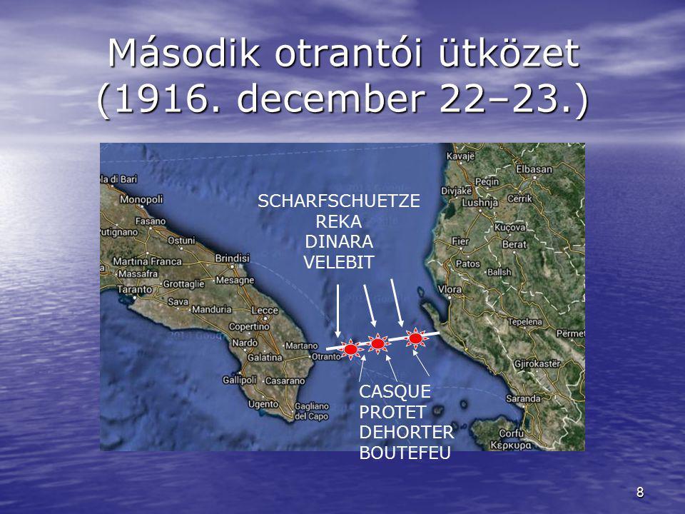 Második otrantói ütközet (1916. december 22–23.)