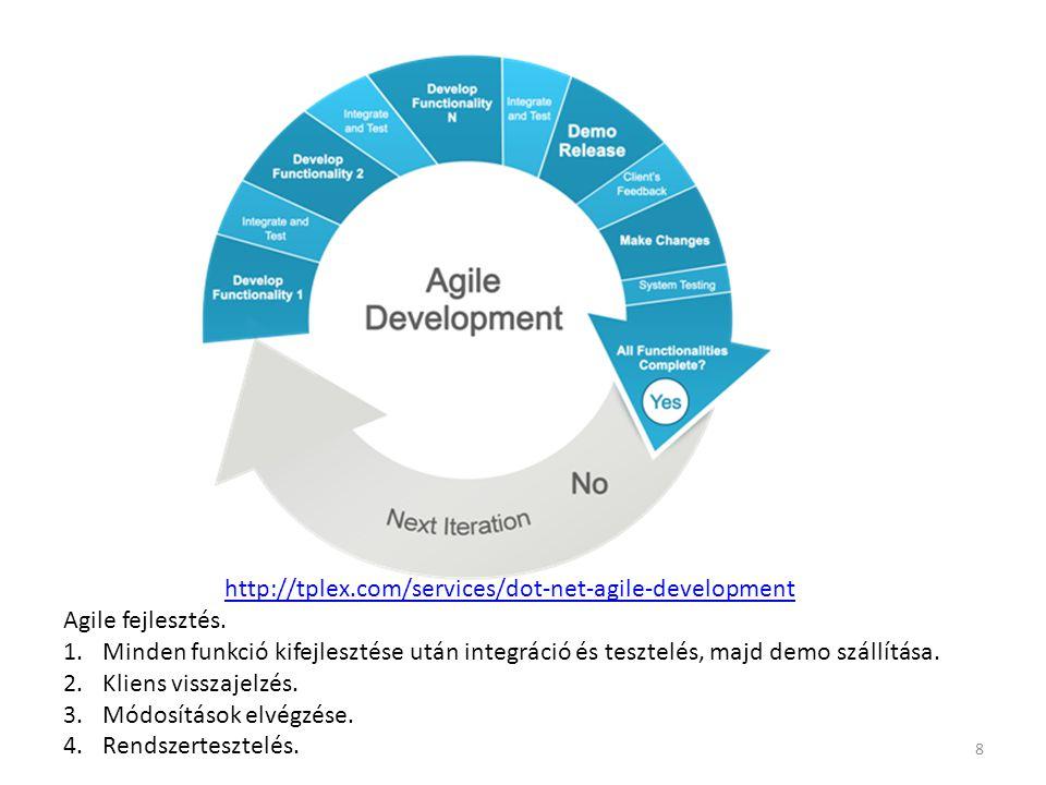 http://tplex.com/services/dot-net-agile-development Agile fejlesztés.