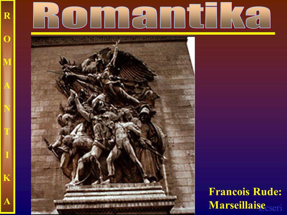 Romantika ROMANTIKA Francois Rude: Marseillaise