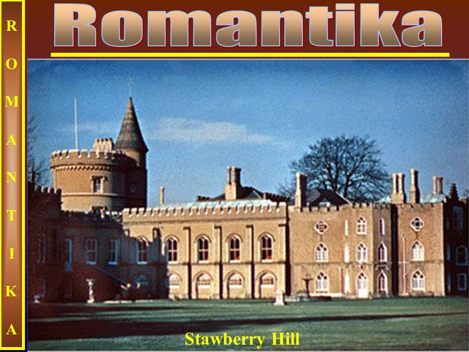 Romantika ROMANTIKA Stawberry Hill