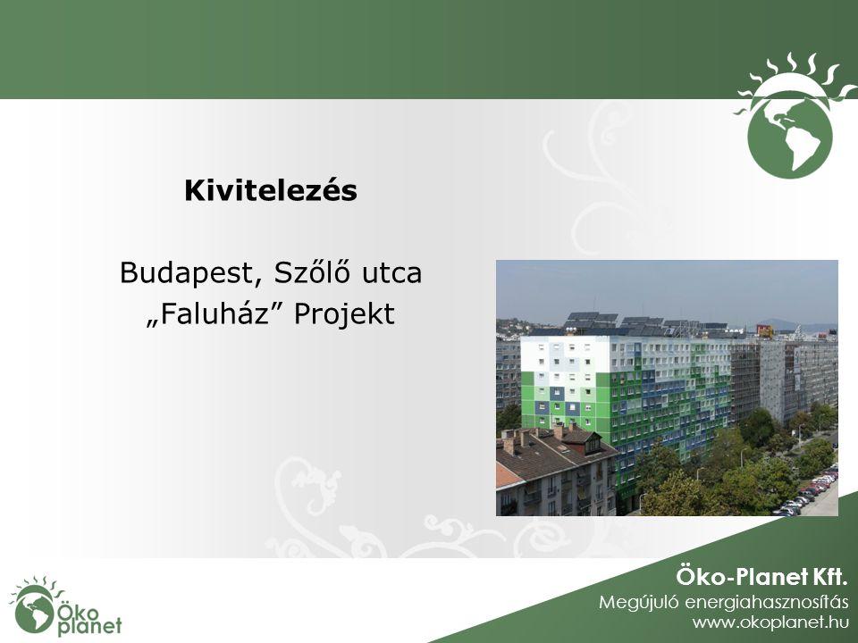 """Kivitelezés Budapest, Szőlő utca """"Faluház Projekt"""