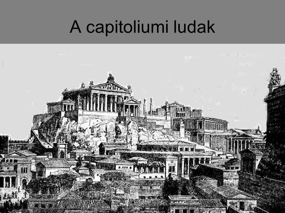 A capitoliumi ludak