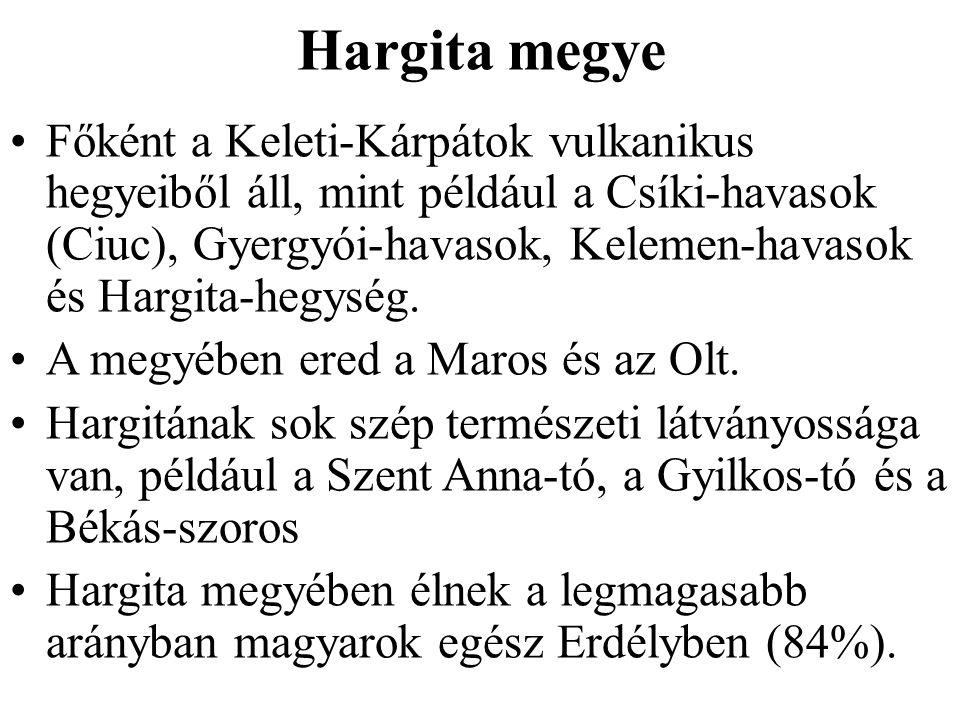 Hargita megye
