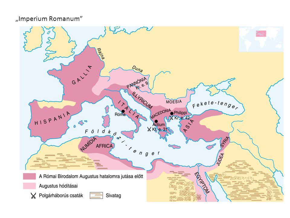 """""""Imperium Romanum"""