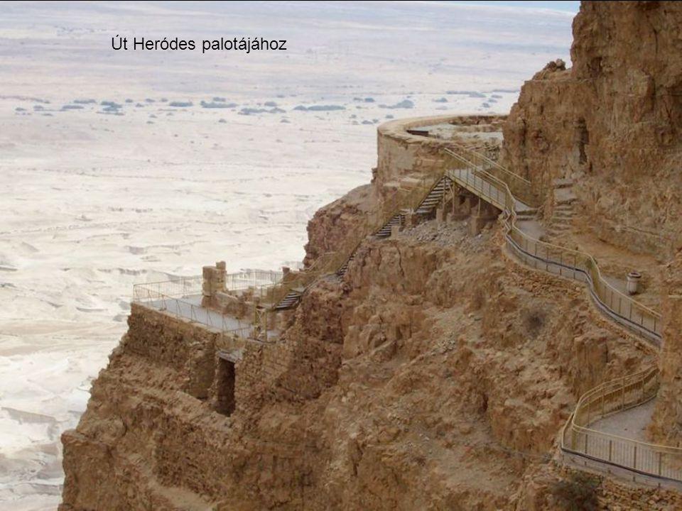 Út Heródes palotájához