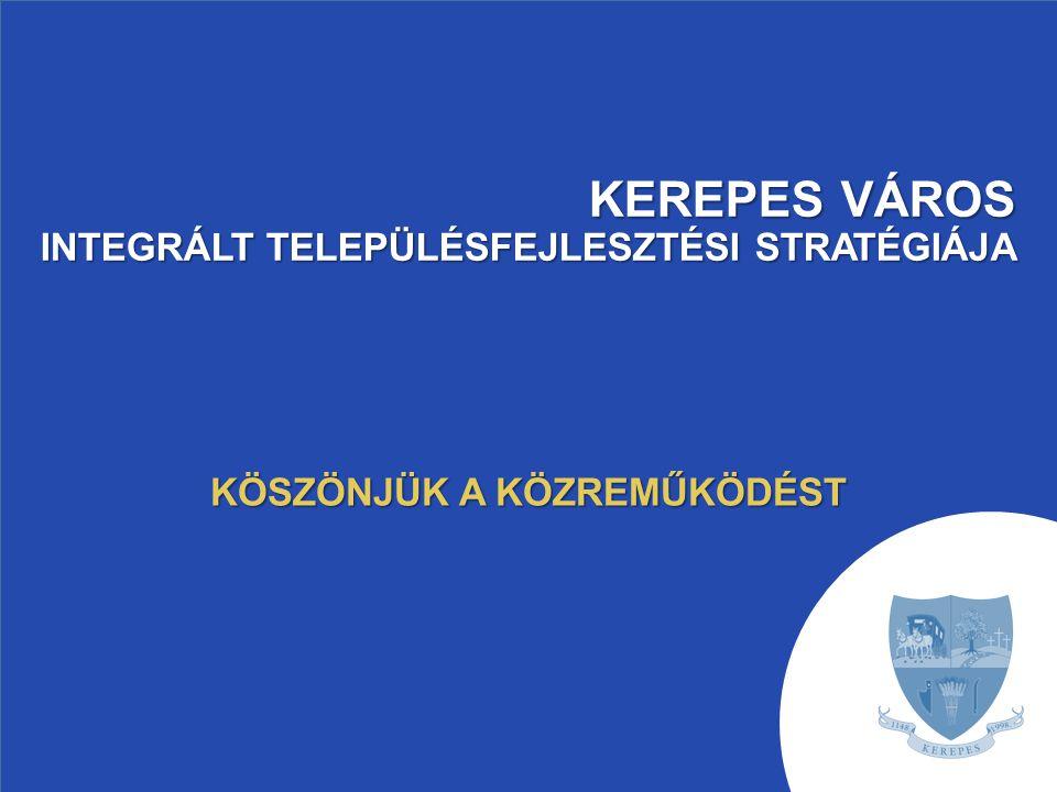 KEREPES VÁROS INTEGRÁLT TELEPÜLÉSFEJLESZTÉSI STRATÉGIÁJA