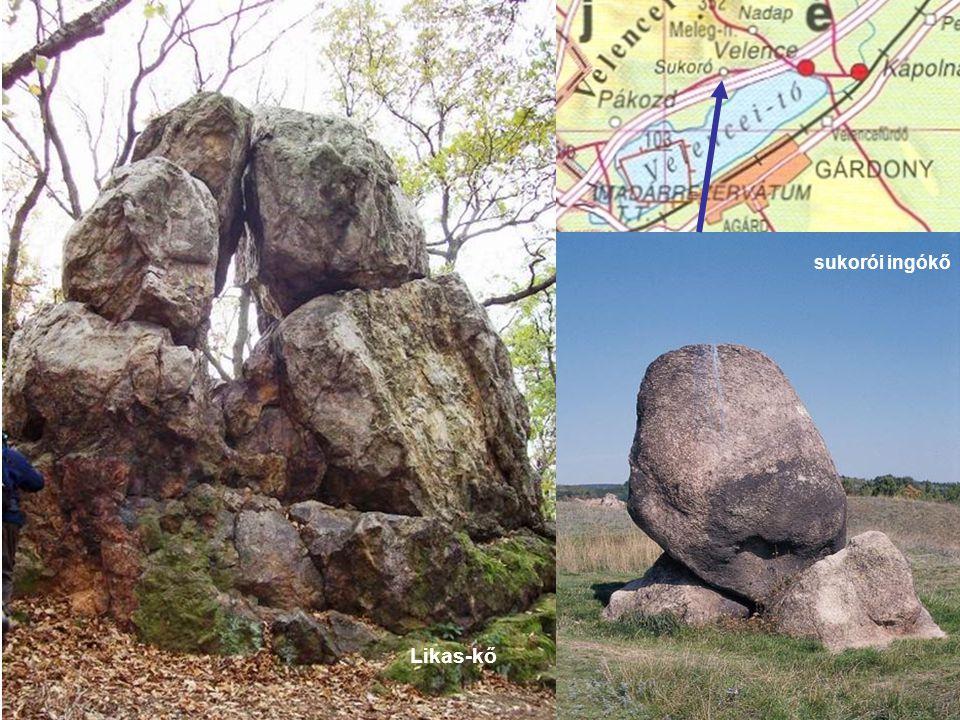 sukorói ingókő Likas-kő