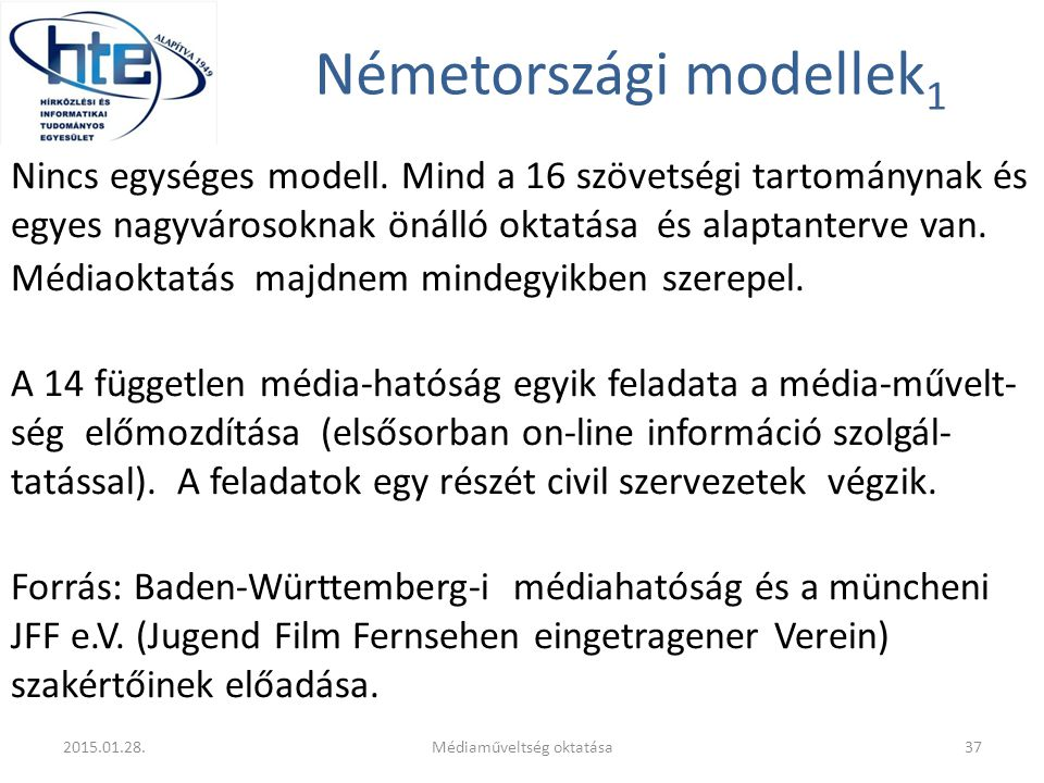Németországi modellek1