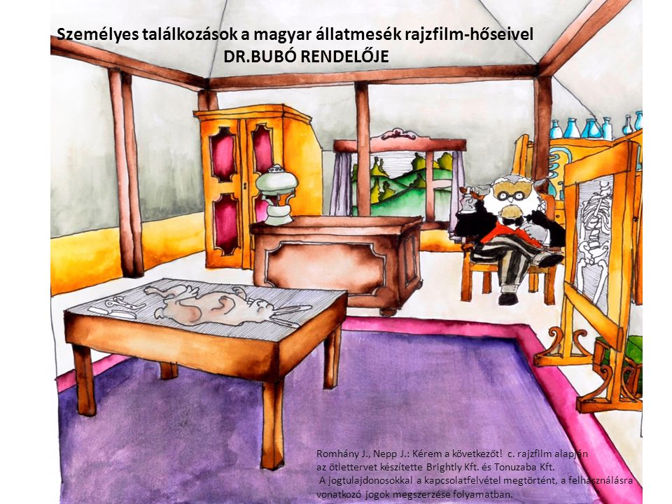 Személyes találkozások a magyar állatmesék rajzfilm-hőseivel