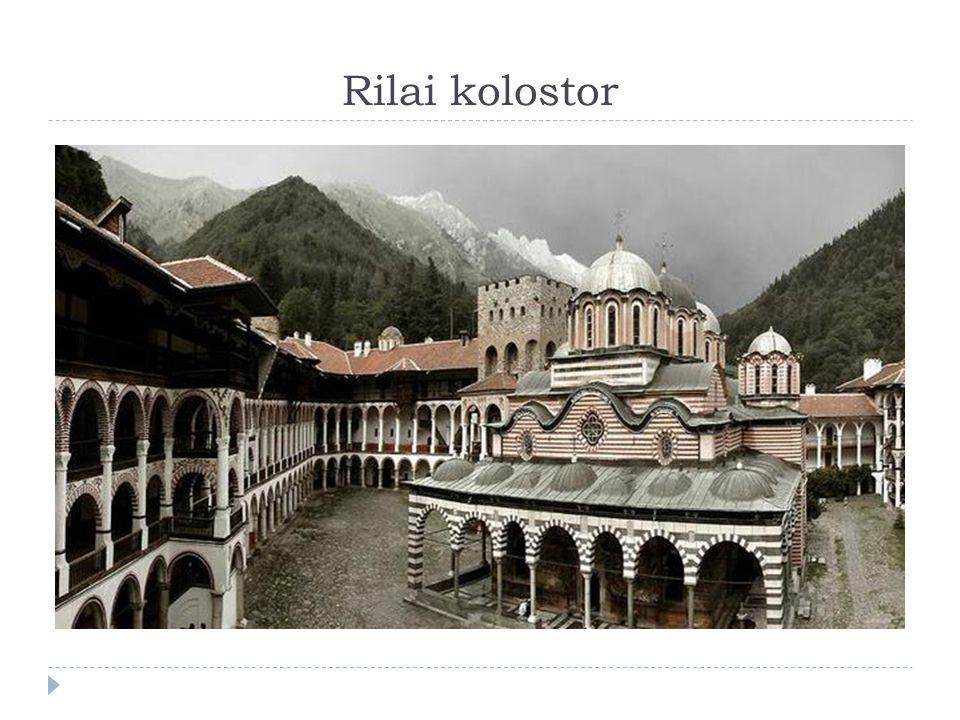 Rilai kolostor