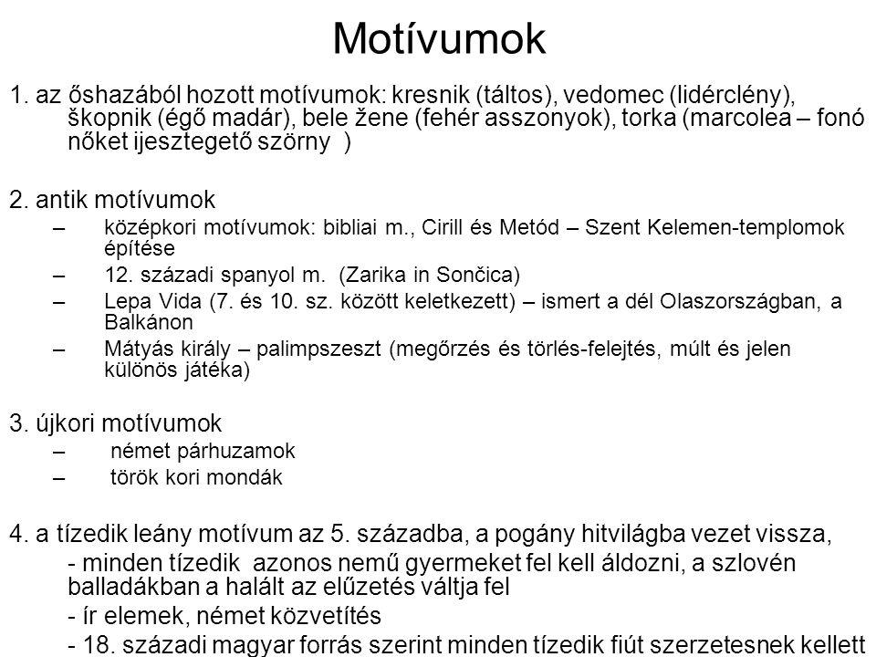 Motívumok