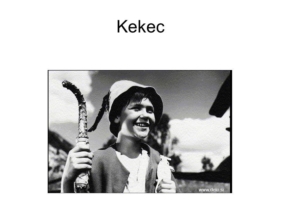 Kekec www.delo.si