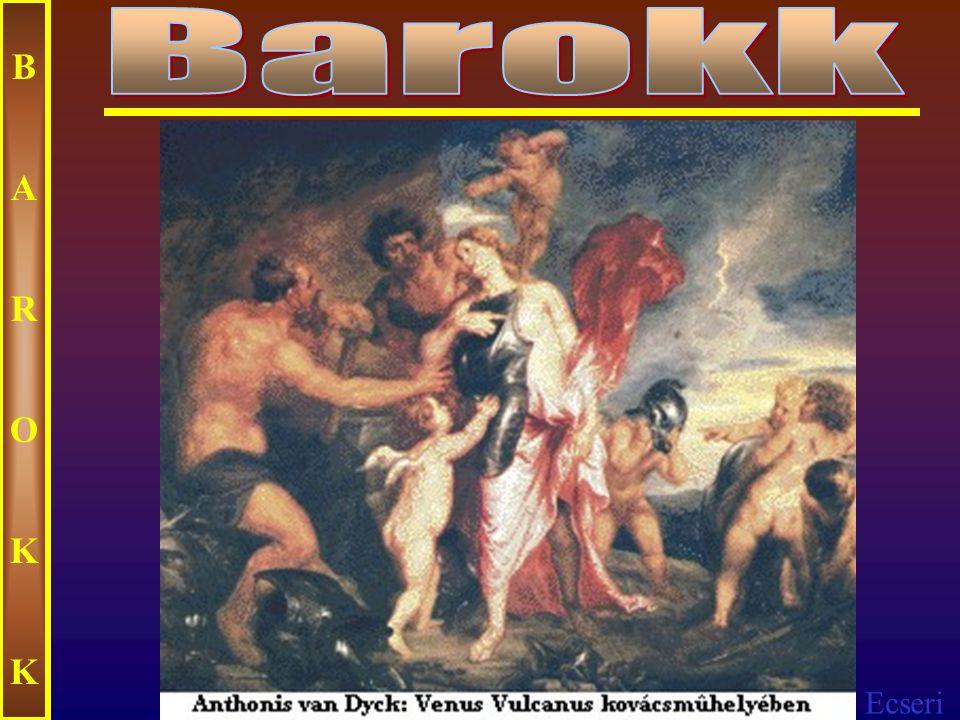 Barokk B A R O K