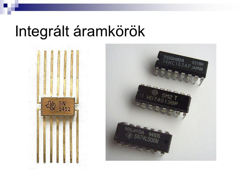 Integrált áramkörök