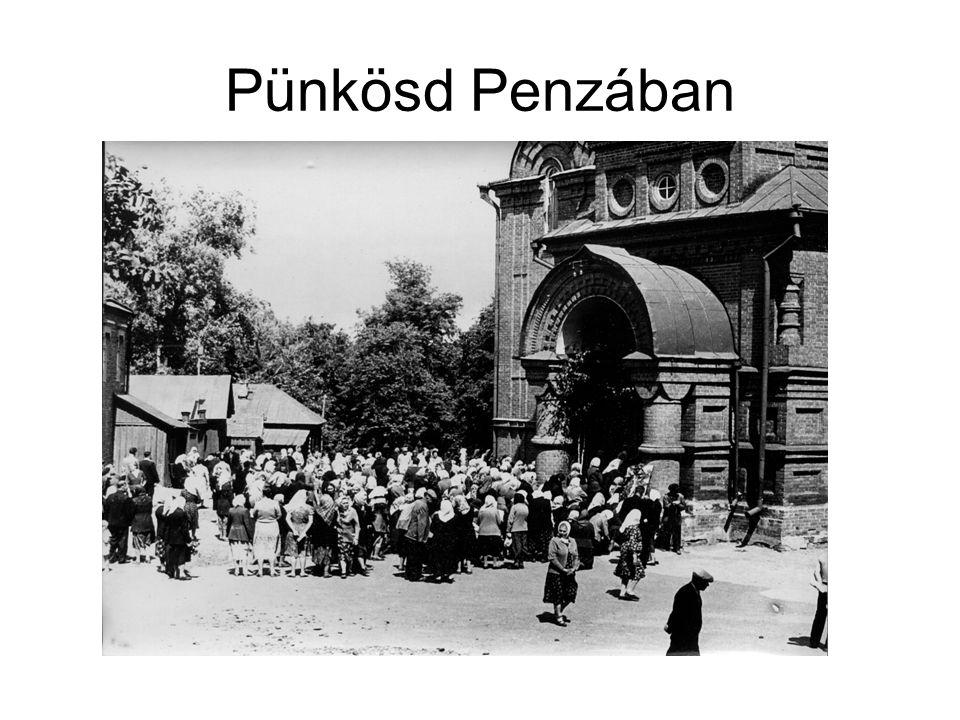 Pünkösd Penzában