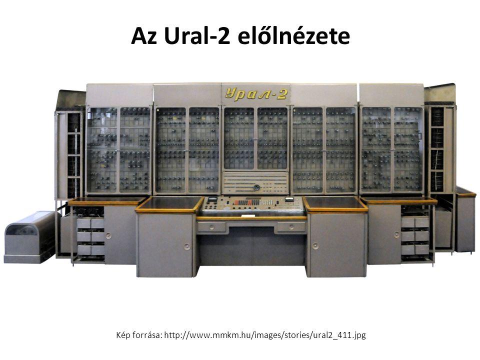 Az Ural-2 előlnézete Kép forrása: http://www. mmkm