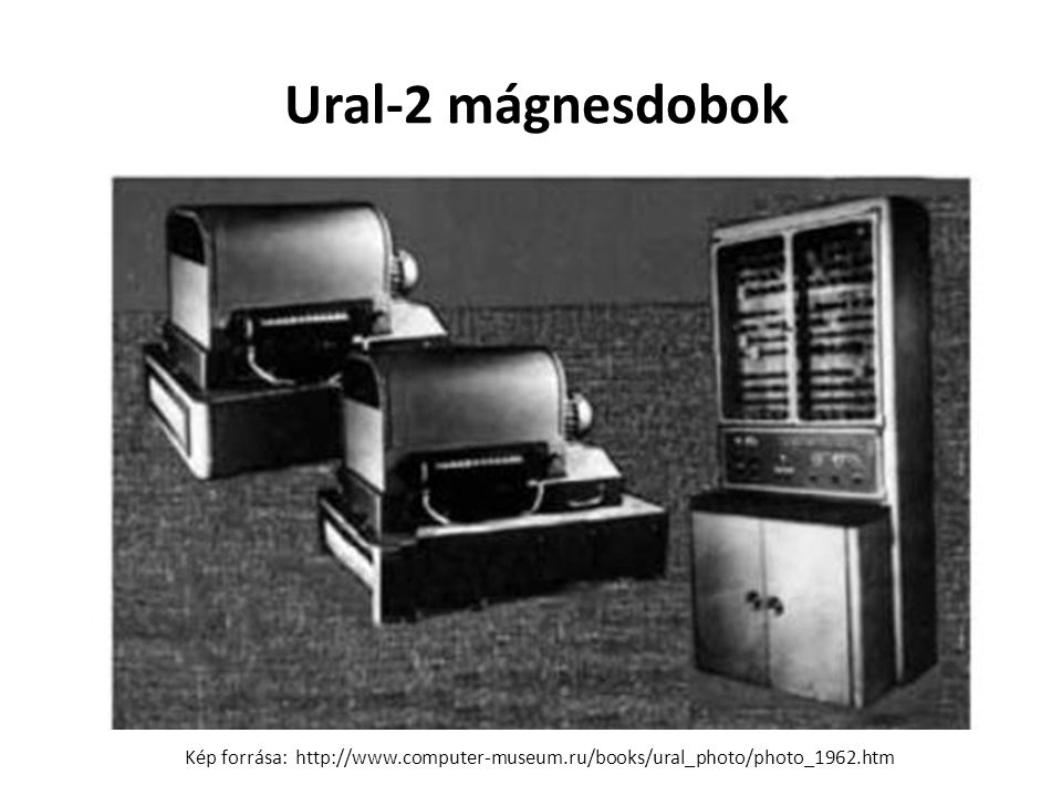 Ural-2 mágnesdobok Drasny3-4.