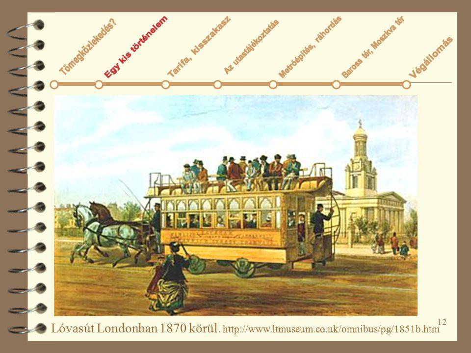 Tömegközlekedés Az utastájékoztatás. Egy kis történelem. Tarifa, kisszakasz. Metróépítés, ráhordás.