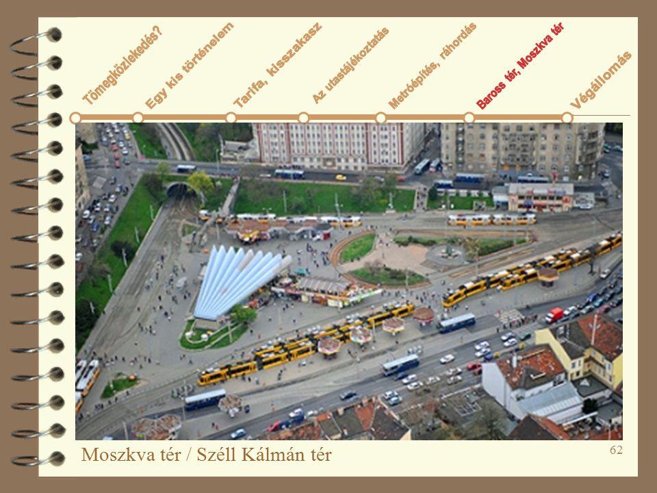 Moszkva tér / Széll Kálmán tér