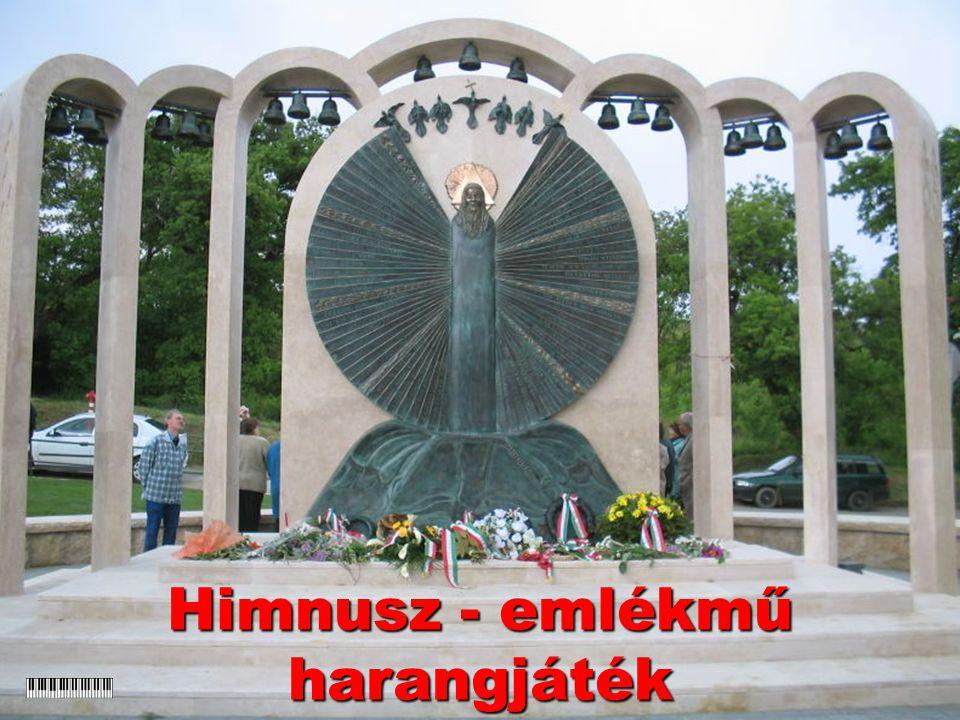 Himnusz - emlékmű harangjáték
