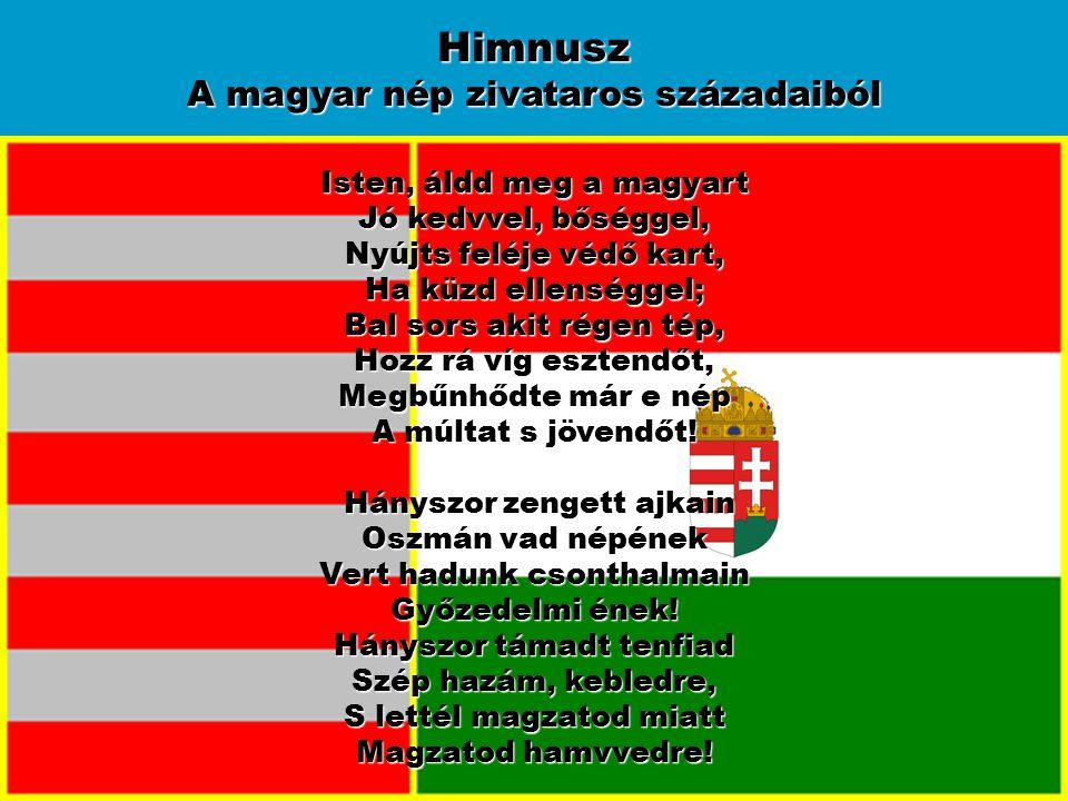 Isten, áldd meg a magyart