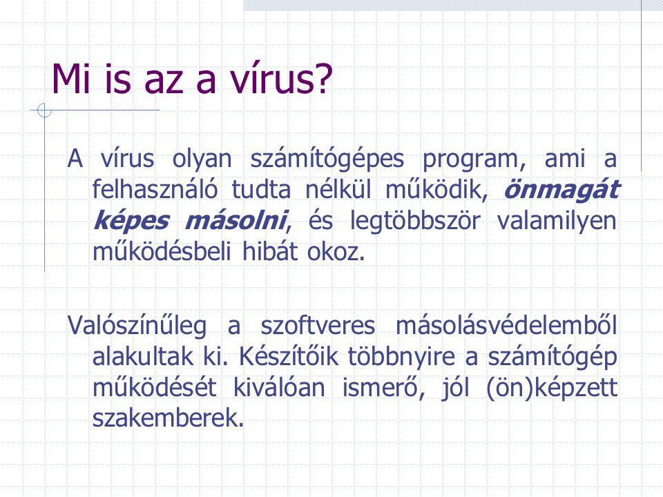 Mi is az a vírus