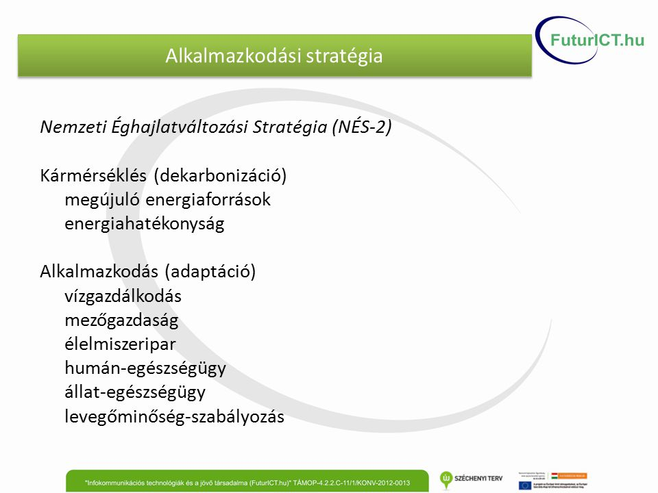 Alkalmazkodási stratégia