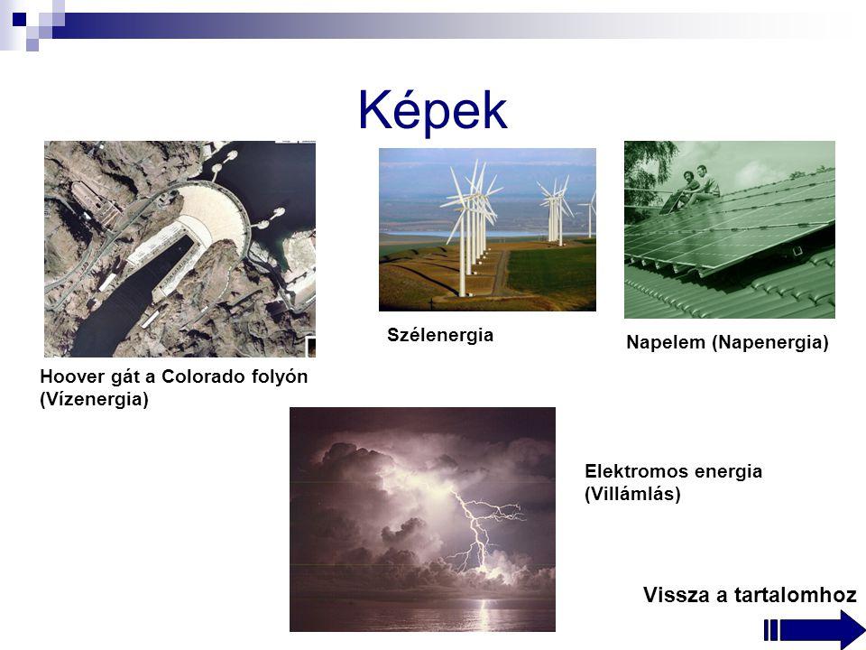 Képek Vissza a tartalomhoz Szélenergia Napelem (Napenergia)