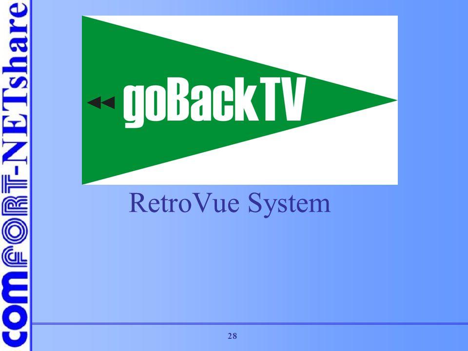 RetroVue System