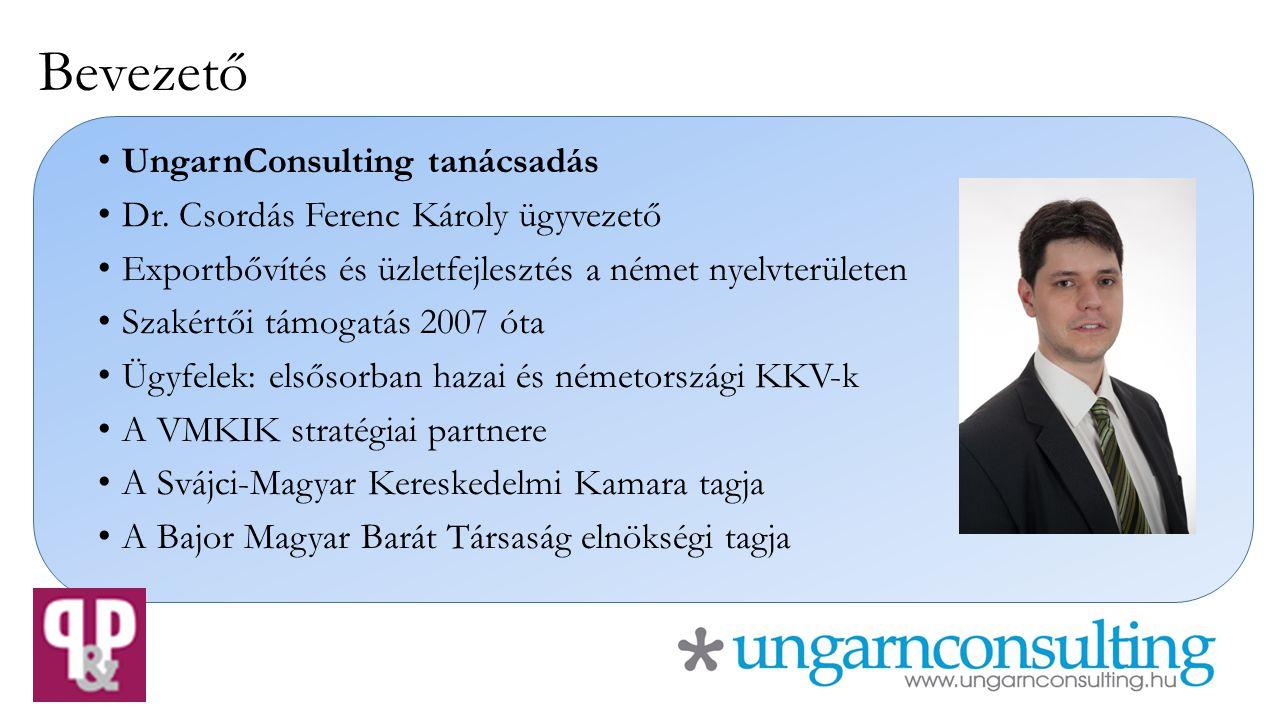 Bevezető UngarnConsulting tanácsadás