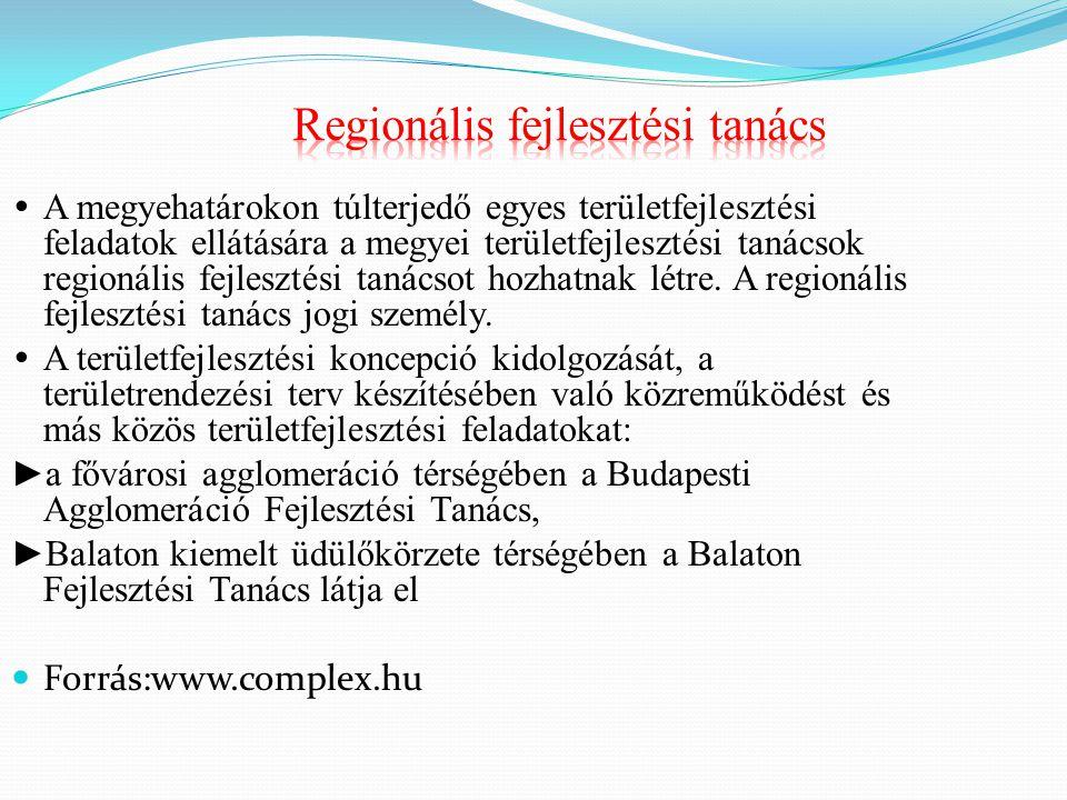 Regionális fejlesztési tanács