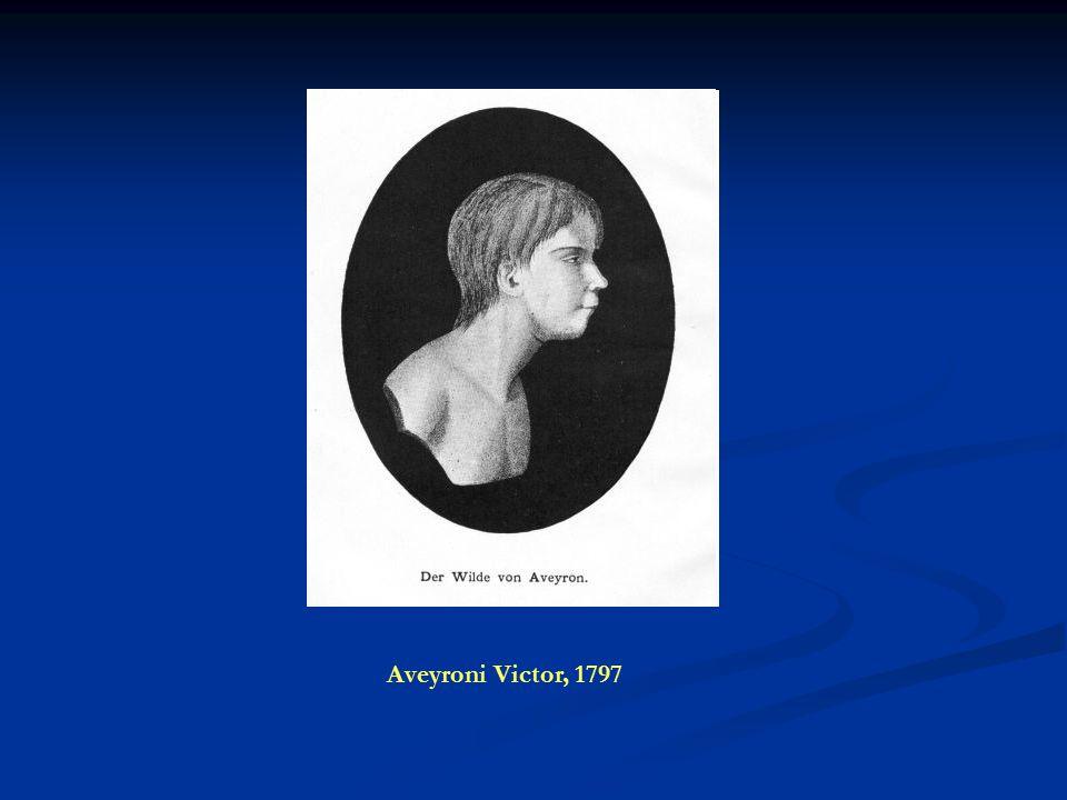 Aveyroni Victor, 1797