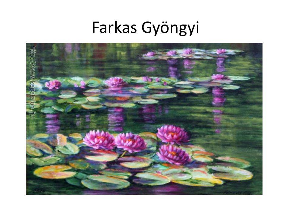 Farkas Gyöngyi