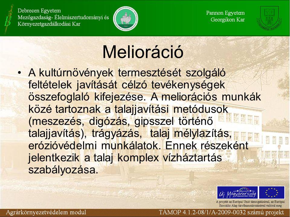 Melioráció