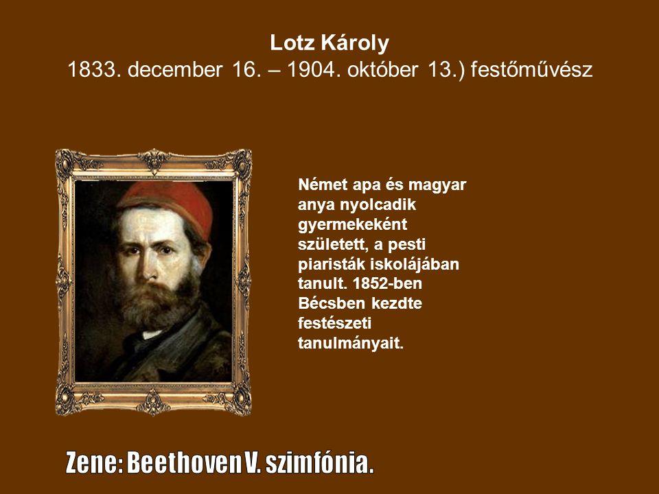 1833. december 16. – 1904. október 13.) festőművész