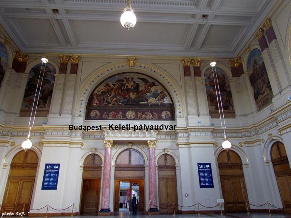 Budapest - Keleti-pályaudvar