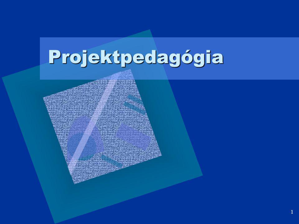 Projektpedagógia