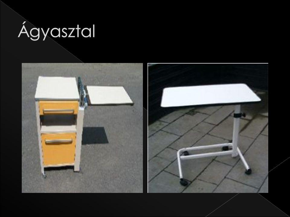 Ágyasztal