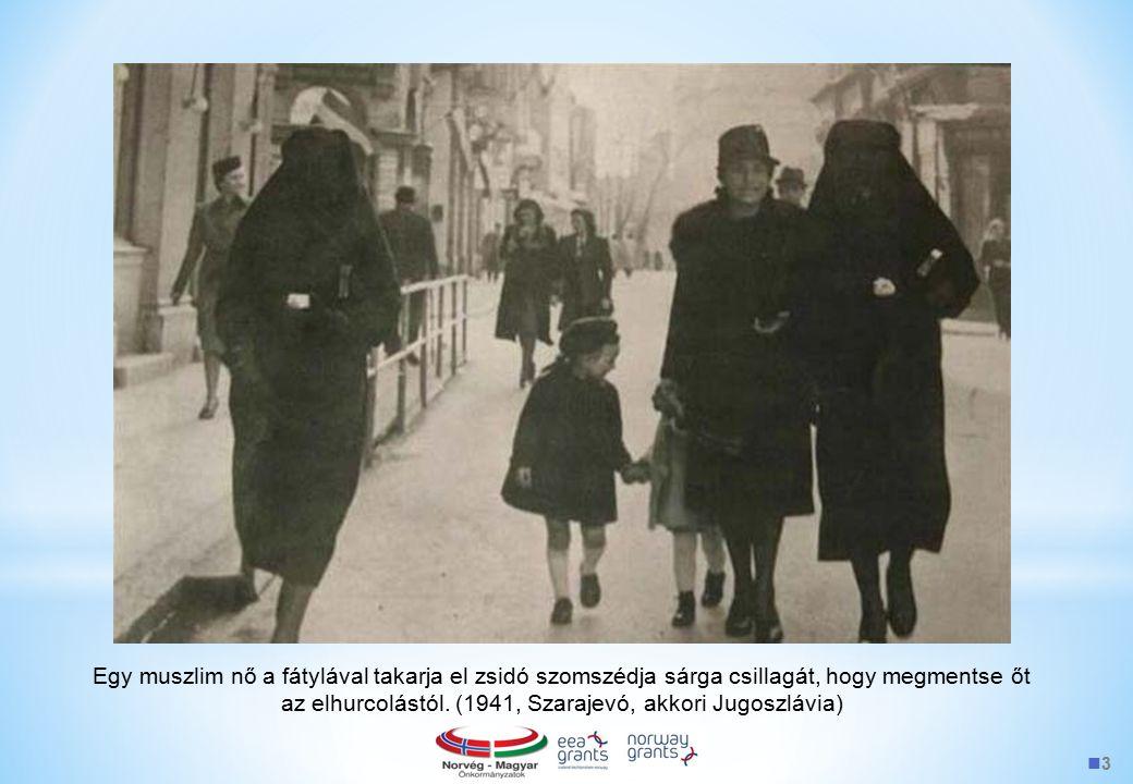 Szarajevó, szintén a II világháború idején
